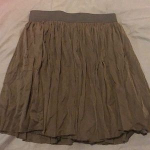 Vince camuto brown Medium skirt